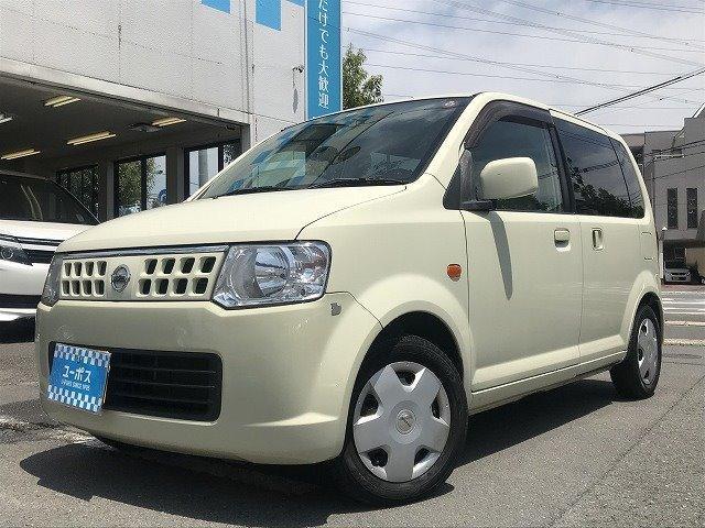 「日産」「オッティ」「コンパクトカー」「奈良県」の中古車29