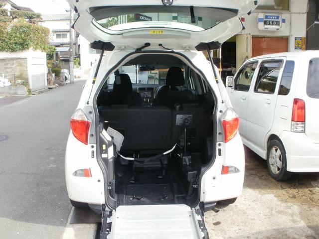 福祉車両 スローパー 全国1年保証 SDナビ TV Bカメラ(2枚目)