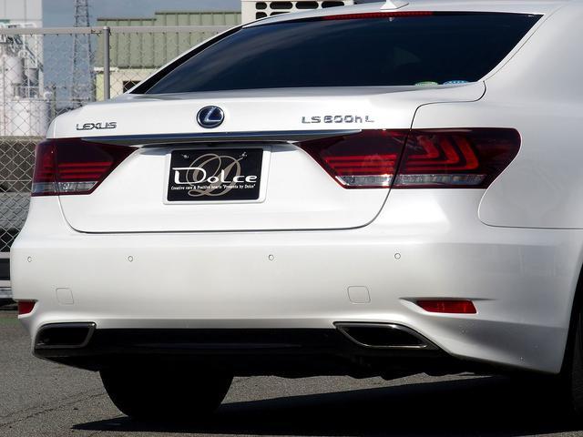 レクサス LS LS600hL エグゼクティブパッケージ フルオプション車