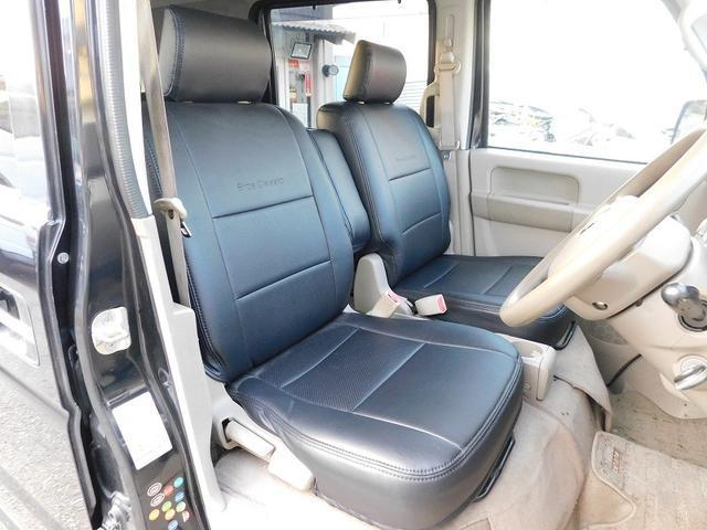 PZターボ 4WD 新品KLCハイリフトサス M/Tタイヤ(14枚目)