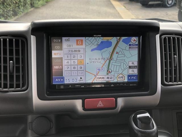 PCリミテッド 切替式4WD リフトアップ 新品MCG15インチアルミ 新品オープンカントリータイヤ ナビTV ETC キーレス ハイルーフ 禁煙車 5速AT(21枚目)