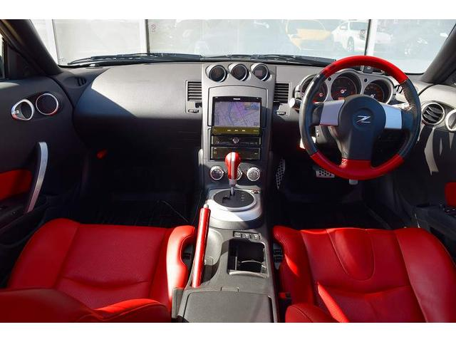 タイプF 1オーナー車 赤革 HDDナビ フルセグ Bカメラ(13枚目)