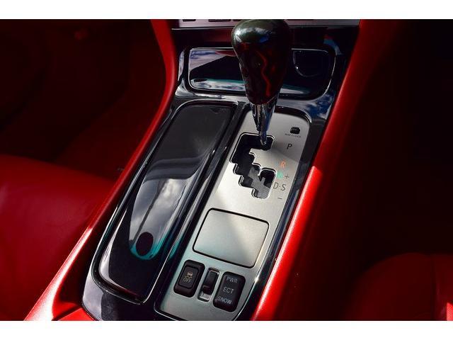SC430 赤革 マクレビ シートヒーター メーカーナビ(11枚目)