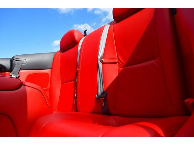 SC430 赤革 マクレビ シートヒーター メーカーナビ(13枚目)