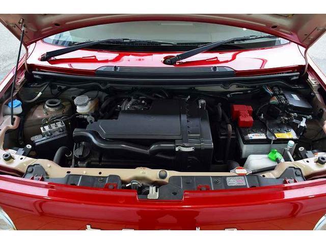 X ワンオーナー HIDライト 専用レザー調シート 純正CDオーディオ アイドリングストップ 本革巻きステアリング(11枚目)