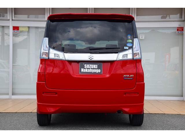 「スズキ」「ソリオ」「ミニバン・ワンボックス」「兵庫県」の中古車7