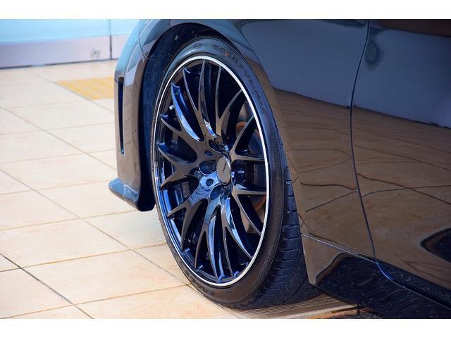 200GT-tタイプP 1オーナ- 黒革 RAYS20インチアルミ ブリッツ車高調 アラウンドビューモニター レーダークルーズコントロール フロントエアロ エマージェンシーブレーキ  ETC 純正SDナビ フルセグ(18枚目)