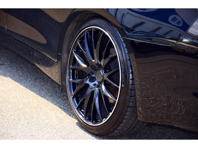200GT-tタイプP 1オーナ- 黒革 RAYS20インチアルミ ブリッツ車高調 アラウンドビューモニター レーダークルーズコントロール フロントエアロ エマージェンシーブレーキ  ETC 純正SDナビ フルセグ(19枚目)