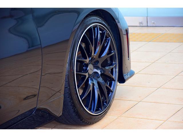 200GT-tタイプP 1オーナ- 黒革 RAYS20インチアルミ ブリッツ車高調 アラウンドビューモニター レーダークルーズコントロール フロントエアロ エマージェンシーブレーキ  ETC 純正SDナビ フルセグ(20枚目)