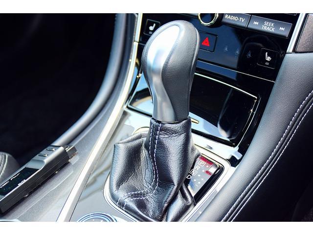200GT-tタイプP 1オーナ- 黒革 RAYS20インチアルミ ブリッツ車高調 アラウンドビューモニター レーダークルーズコントロール フロントエアロ エマージェンシーブレーキ  ETC 純正SDナビ フルセグ(24枚目)