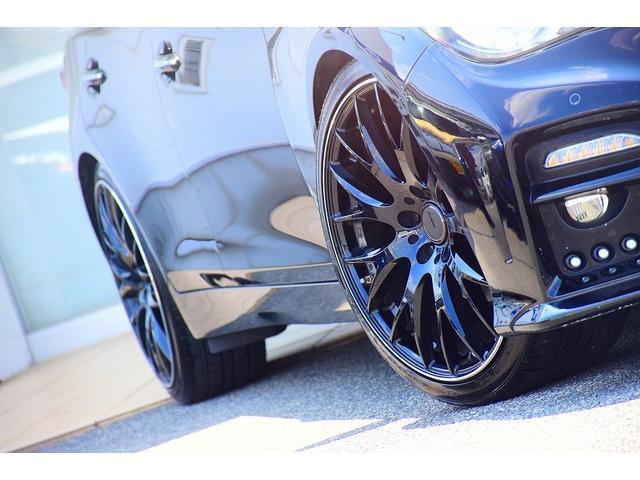 200GT-tタイプP 1オーナ- 黒革 RAYS20インチアルミ ブリッツ車高調 アラウンドビューモニター レーダークルーズコントロール フロントエアロ エマージェンシーブレーキ  ETC 純正SDナビ フルセグ(48枚目)