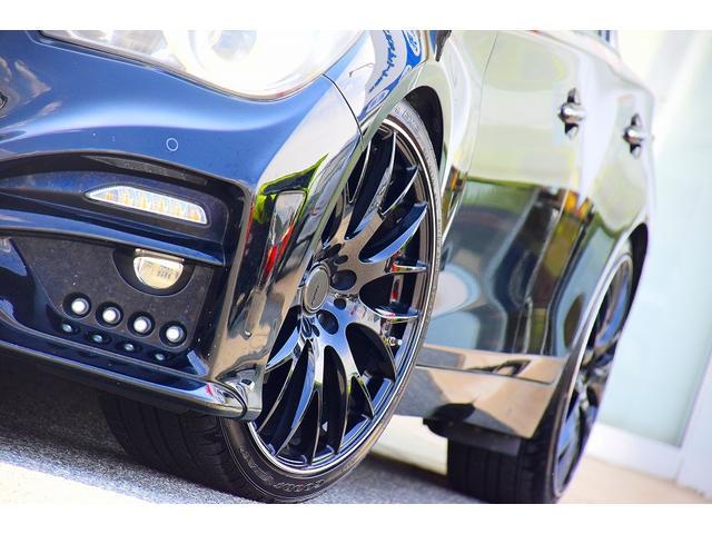 200GT-tタイプP 1オーナ- 黒革 RAYS20インチアルミ ブリッツ車高調 アラウンドビューモニター レーダークルーズコントロール フロントエアロ エマージェンシーブレーキ  ETC 純正SDナビ フルセグ(50枚目)