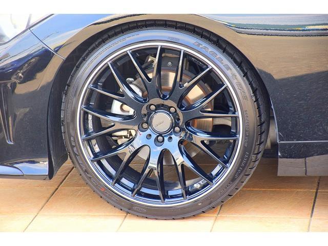 200GT-tタイプP 1オーナ- 黒革 RAYS20インチアルミ ブリッツ車高調 アラウンドビューモニター レーダークルーズコントロール フロントエアロ エマージェンシーブレーキ  ETC 純正SDナビ フルセグ(54枚目)