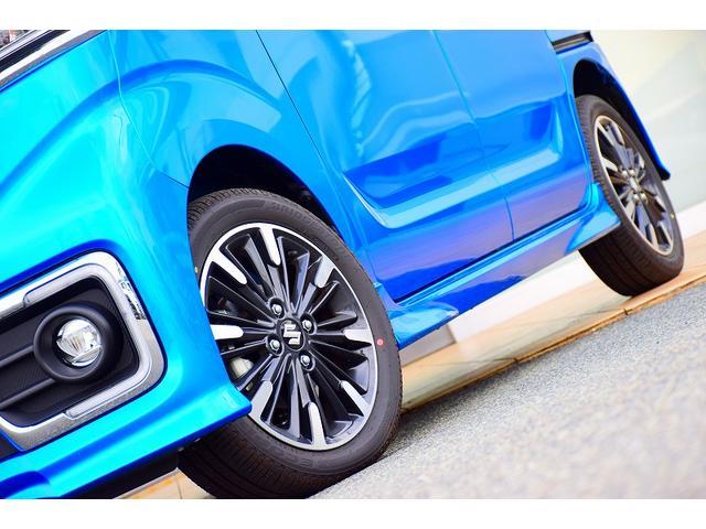 ハイブリッドXS デュアルセンサーブレーキサポート 両側パワースライドドア シートヒーター 純正15インチアルミ LEDオートライト 2トーンルーフ スリムサーキュレーター スマートキー アイドリングストップ(43枚目)