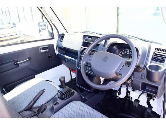農繁スペシャル セーフティサポート キーレスキー 特別仕様 高低速2段切替式4WD ブラックメッキFガーニッシュ PW 5MT(12枚目)