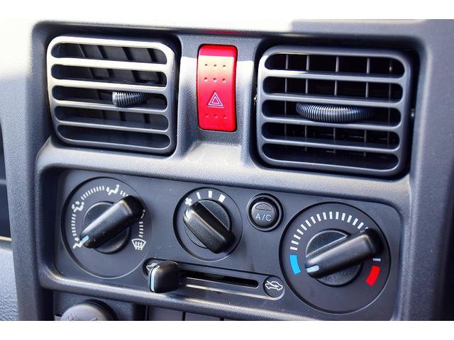 農繁スペシャル セーフティサポート キーレスキー 特別仕様 高低速2段切替式4WD ブラックメッキFガーニッシュ PW 5MT(16枚目)