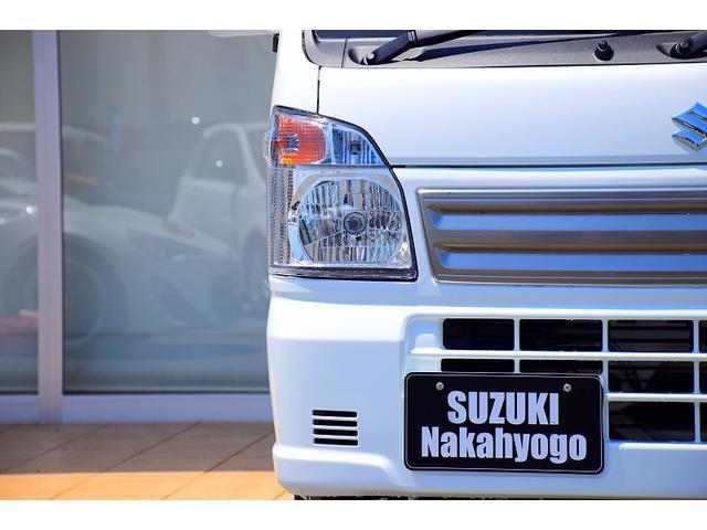 農繁スペシャル セーフティサポート キーレスキー 特別仕様 高低速2段切替式4WD ブラックメッキFガーニッシュ PW 5MT(27枚目)