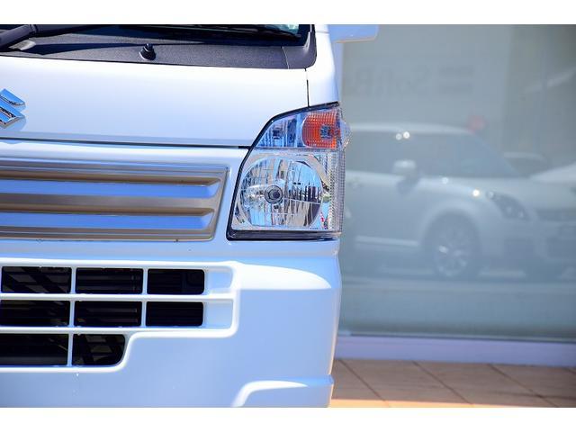 農繁スペシャル セーフティサポート キーレスキー 特別仕様 高低速2段切替式4WD ブラックメッキFガーニッシュ PW 5MT(28枚目)