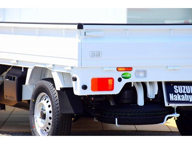 農繁スペシャル セーフティサポート キーレスキー 特別仕様 高低速2段切替式4WD ブラックメッキFガーニッシュ PW 5MT(31枚目)