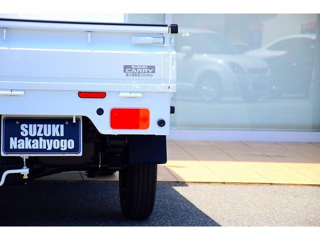 農繁スペシャル セーフティサポート キーレスキー 特別仕様 高低速2段切替式4WD ブラックメッキFガーニッシュ PW 5MT(33枚目)