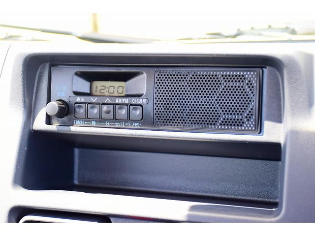 農繁スペシャル セーフティサポート キーレスキー 特別仕様 高低速2段切替式4WD ブラックメッキFガーニッシュ PW 5MT(42枚目)