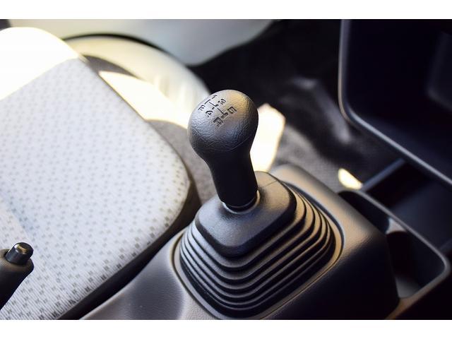 農繁スペシャル セーフティサポート キーレスキー 特別仕様 高低速2段切替式4WD ブラックメッキFガーニッシュ PW 5MT(45枚目)