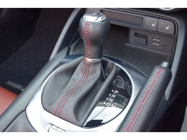レッド・トップ 茶本革シート BOSE メーカーSDナビ フルセグ バックカメラ ドライブレコーダー DVDビデオ シートヒーター AUTO EXEローダウンスプリング BSM 特別仕様車 パドルシフト ETC(28枚目)