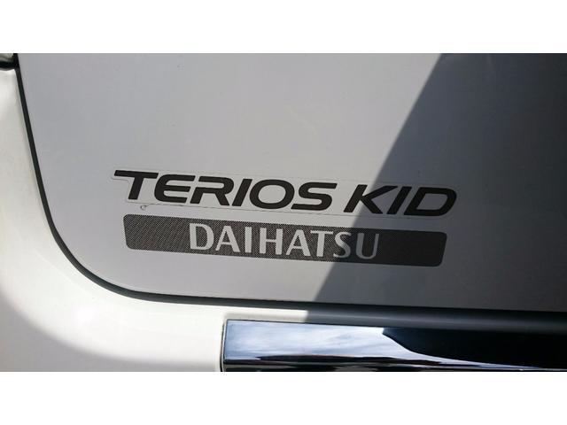 ダイハツ テリオスキッド エアロダウン 4WD ターボ スマートキー