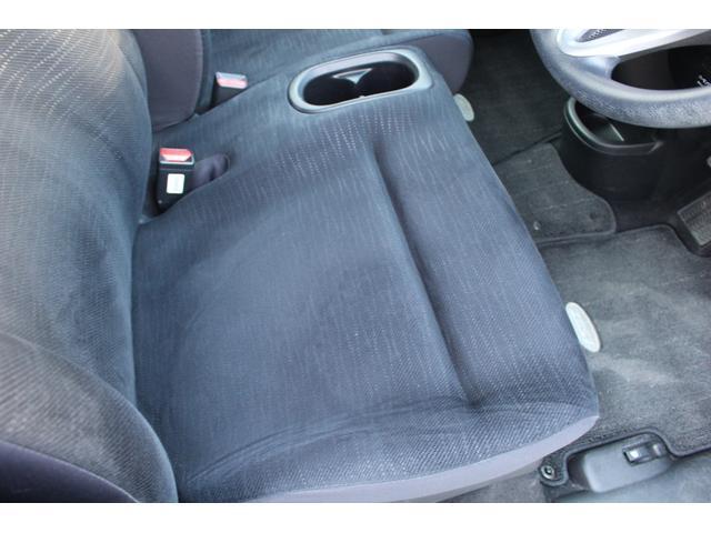運転席の座面です。