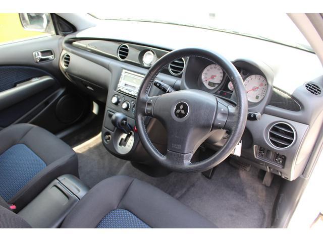 ターボR 4WD キーレス CD エンジン4G63型(11枚目)