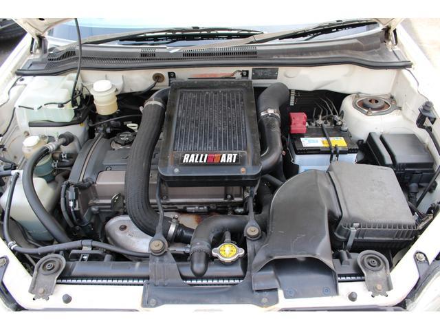ターボR 4WD キーレス CD エンジン4G63型(20枚目)