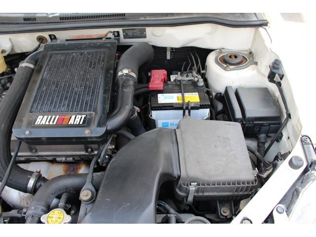 ターボR 4WD キーレス CD エンジン4G63型(77枚目)