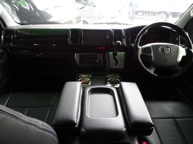 トヨタ ハイエースバン コンプリートTYPE3ダイナスティーエアロパッケージ