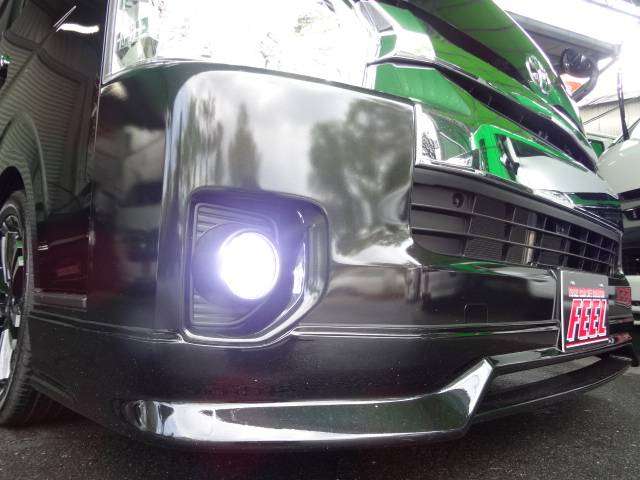 トヨタ ハイエースワゴン GL トランスフォームver.ZEROコンプリートTYPE3