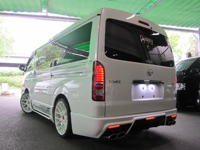トヨタ ハイエースワゴン GL VSC DynastyイグジストエアロPK TYPE3
