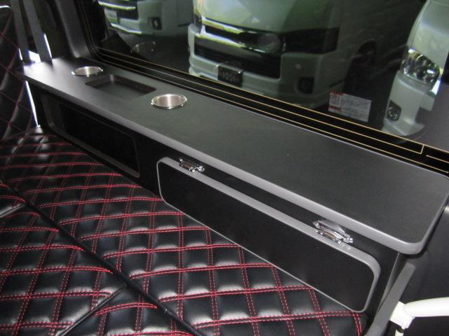 トヨタ ハイエースバン ダークプライム トランスフォームF 8ナンバー車椅子移動車