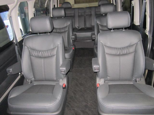 トヨタ ハイエースコミューター GL 3.0DT 3ナンバー乗用登録 アストロンエアロPKG