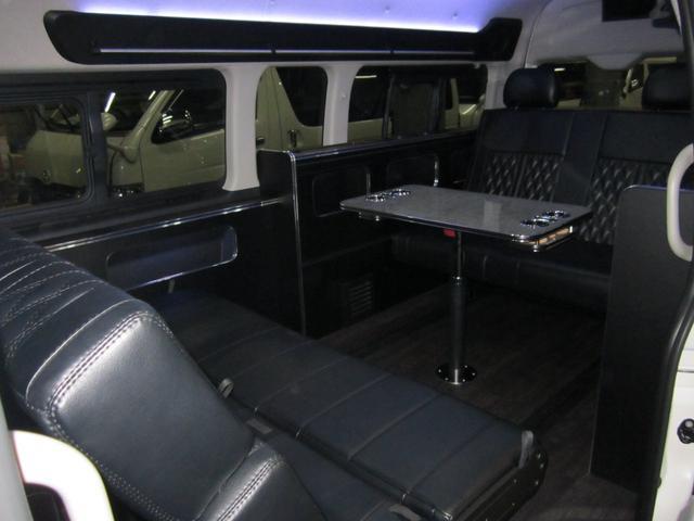 GL ディーゼルターボ 3ナンバー乗用登録TF8 2段ベッド(2枚目)