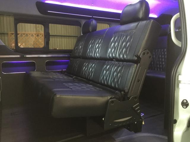 GL ディーゼルターボ 3ナンバー乗用登録TF8 2段ベッド(15枚目)