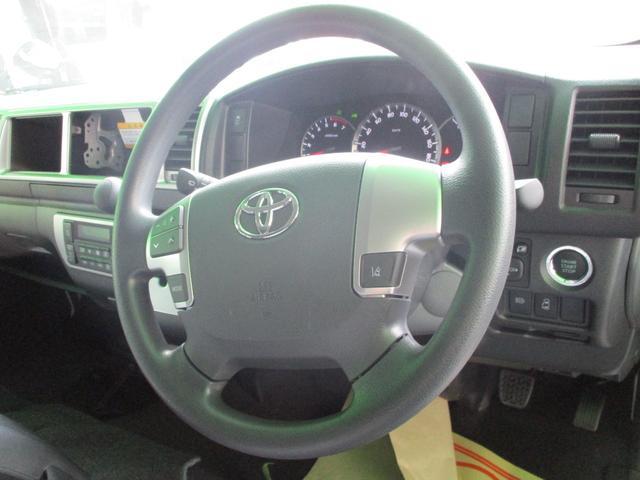 トヨタ ハイエースワゴン GL TF-8タイプ1 3列折り畳みシート 5型自動ブレーキ
