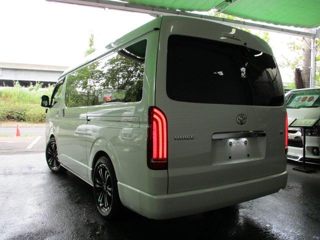 GL コンプリートパック3 10名乗車 ナビ・アルミ・ベッドキット トヨサポ パノラミックビューモニター インテリジェントクリアランスソナー デジタルインナーミラー(4枚目)