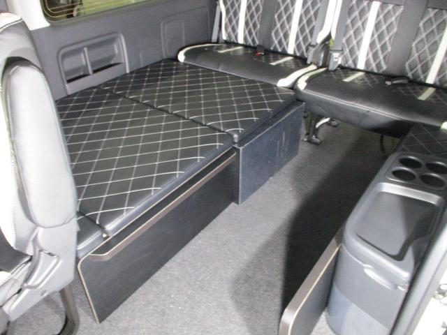 GL コンプリートパック3 10名乗車 ナビ・アルミ・ベッドキット トヨサポ パノラミックビューモニター インテリジェントクリアランスソナー デジタルインナーミラー(6枚目)