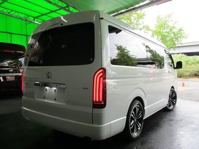 GL コンプリートパック3 10名乗車 ナビ・アルミ・ベッドキット トヨサポ パノラミックビューモニター インテリジェントクリアランスソナー デジタルインナーミラー(10枚目)