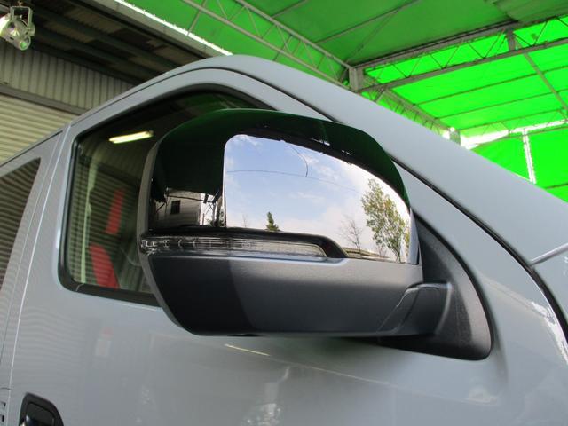 ロングプレミアムGX ブラックギアコンプリートエディション 16インチガンザーアルミ 専用内外装カスタム LEDヘッドランプ LEDフォグ ベッドキット 3Dマット 大型ナビ 大型ヘッドレストモニター(9枚目)