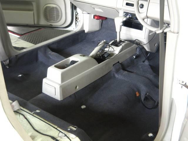 タイプS 4WD ラシーン ジョルジェットトラベラー(7枚目)