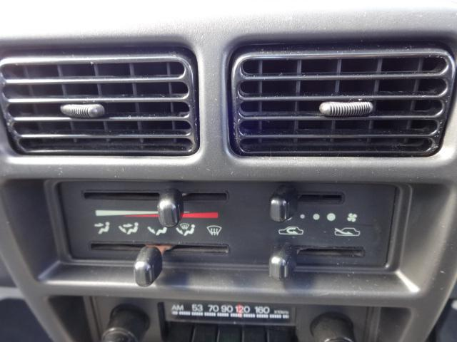 ダイハツ ハイゼットトラック ベースグレード 4WD