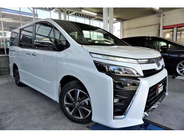 ZS煌I I セーフティS 両側PS 7人乗り 新車未登録車(3枚目)