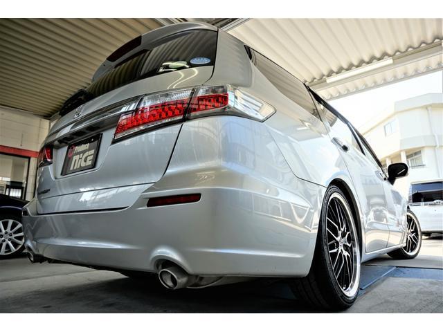 新品で車高調を装着していますので車高の調整も自由自在☆納車前にお好みの車高に調整してご納車いたします。