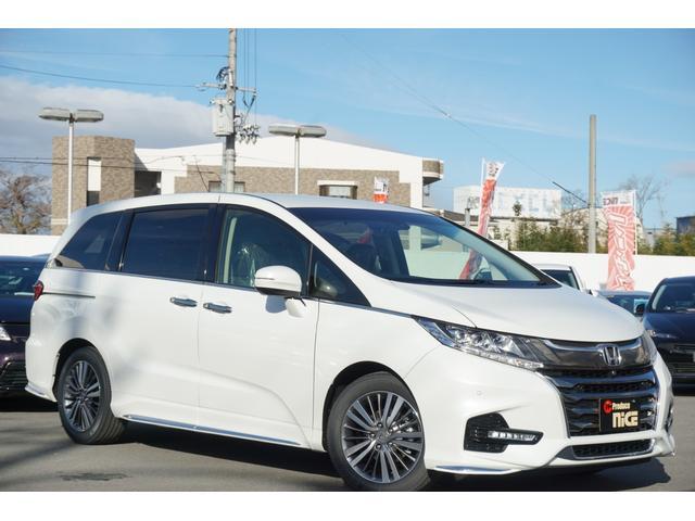 アブソルートセンシング新車7人乗り両側パワスラETC2.0(13枚目)
