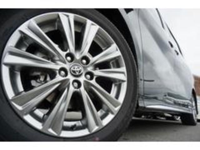 2.5S タイプゴールド 新車・ツインムーンルーフ・三眼LEDヘッド・両側パワスラ・レーダークルーズ・衝突防止ブレーキ・電動リアゲート・純正18インチAW(12枚目)